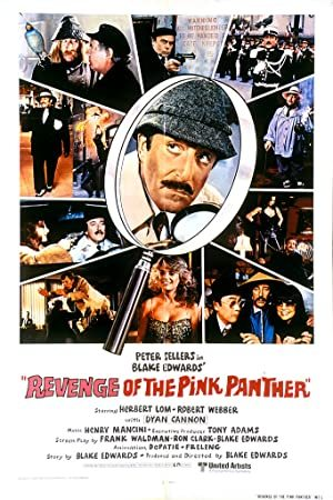 Revenge of the Pink Panther online sa prevodom
