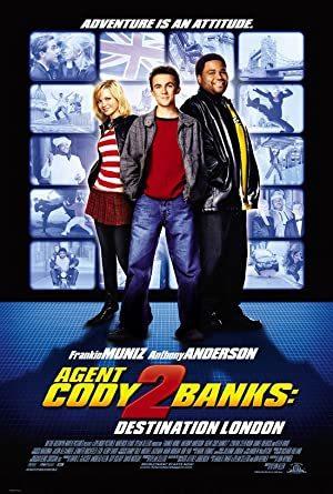 Agent Cody Banks 2: Destination London online sa prevodom
