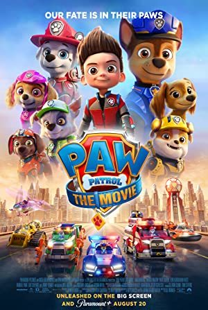 PAW Patrol: The Movie online sa prevodom
