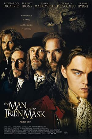 The Man in the Iron Mask online sa prevodom