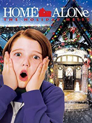 Home Alone: The Holiday Heist online sa prevodom