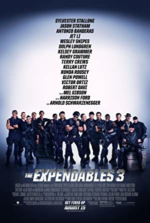 The Expendables 3 online sa prevodom