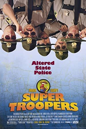 Super Troopers online sa prevodom