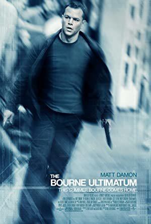 The Bourne Ultimatum online sa prevodom
