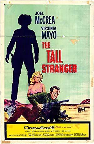 The Tall Stranger online sa prevodom