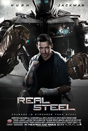 Real Steel online sa prevodom