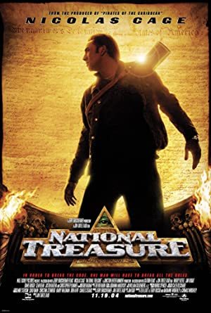 National Treasure online sa prevodom