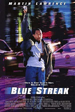 Blue Streak online sa prevodom