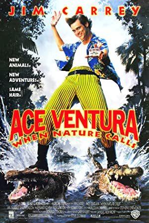 Ace Ventura: When Nature Calls online sa prevodom