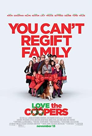 Love the Coopers online sa prevodom