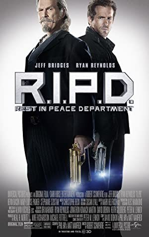 R.I.P.D. online sa prevodom