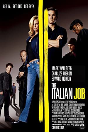 The Italian Job online sa prevodom