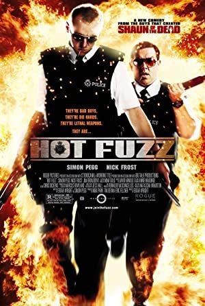 Hot Fuzz online sa prevodom