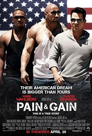Pain & Gain online sa prevodom