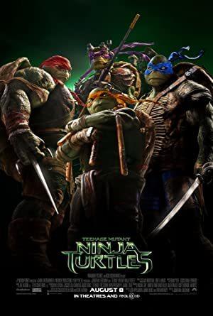 Teenage Mutant Ninja Turtles online sa prevodom