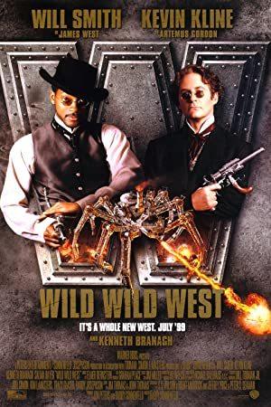 Wild Wild West online sa prevodom
