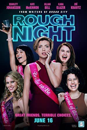 Rough Night online sa prevodom