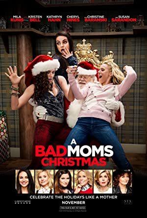 A Bad Moms Christmas online sa prevodom