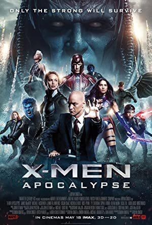 X-Men: Apocalypse online sa prevodom