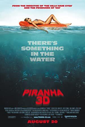 Piranha 3D online sa prevodom