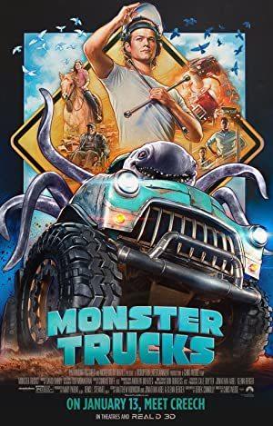 Monster Trucks online sa prevodom