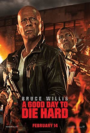 A Good Day to Die Hard online sa prevodom