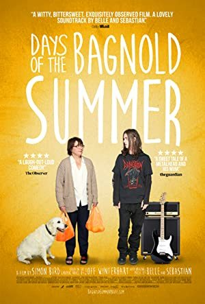 Days of the Bagnold Summer online sa prevodom