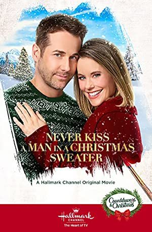 Never Kiss a Man in a Christmas Sweater online sa prevodom