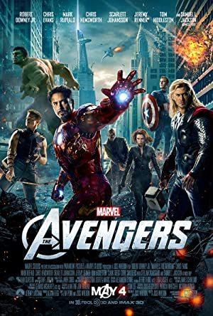 The Avengers online sa prevodom