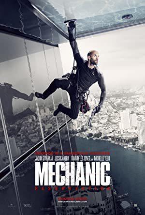Mechanic: Resurrection online sa prevodom