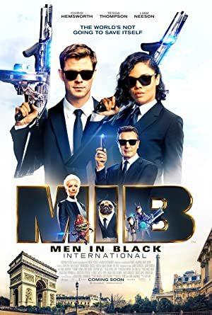 Men in Black: International online sa prevodom