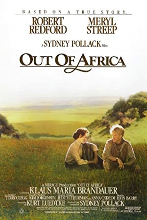 Out of Africa online sa prevodom
