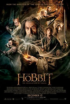 The Hobbit: The Desolation of Smaug online sa prevodom