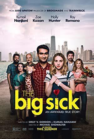 The Big Sick online sa prevodom