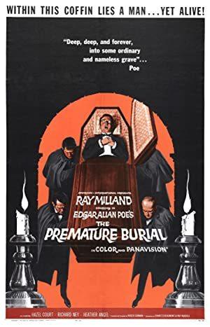 The Premature Burial online sa prevodom