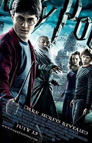 Harry Potter and the Half-Blood Prince online sa prevodom