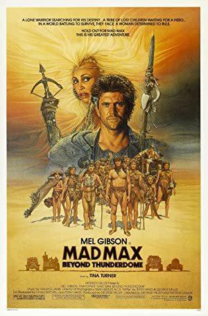 Mad Max Beyond Thunderdome online sa prevodom