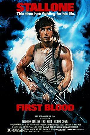 First Blood online sa prevodom