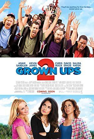 Grown Ups 2 online sa prevodom