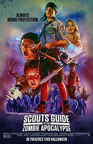 Scouts Guide to the Zombie Apocalypse online sa prevodom