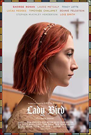 Lady Bird online sa prevodom