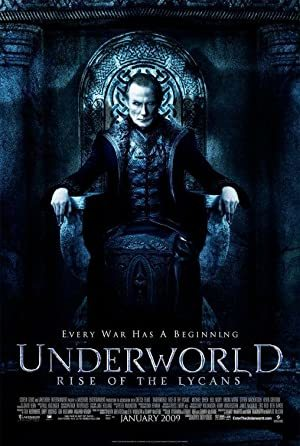 Underworld: Rise of the Lycans online sa prevodom
