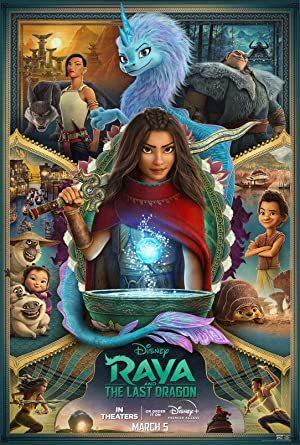 Raya and the Last Dragon online sa prevodom
