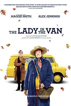 The Lady in the Van online sa prevodom