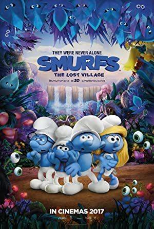 Smurfs: The Lost Village online sa prevodom