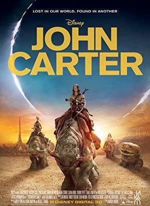John Carter online sa prevodom