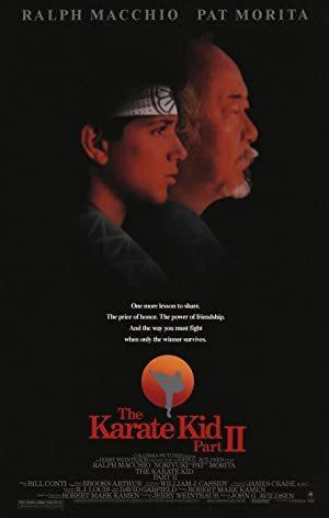The Karate Kid Part II online sa prevodom