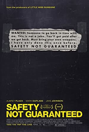 Safety Not Guaranteed online sa prevodom