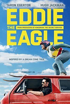 Eddie the Eagle online sa prevodom