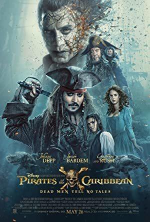 Pirates of the Caribbean: Dead Men Tell No Tales online sa prevodom